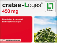 CRATAE LOGES 450 mg Filmtabletten